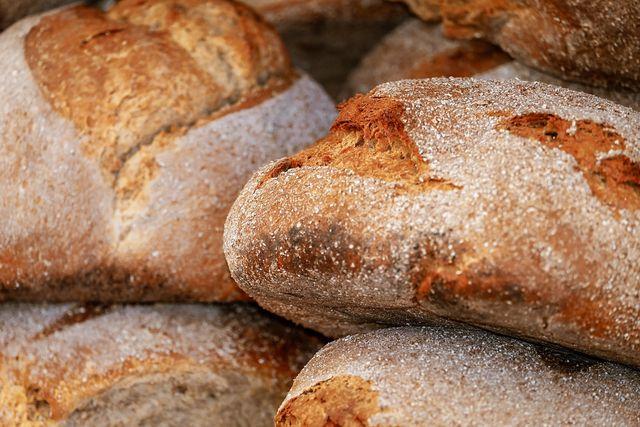 Besser als mit frisch gebackenem Brot kann der Tag nicht beginnen.