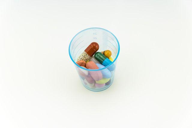 Auch mit anderen Medikamenten können Wechselwirkungen eintreten