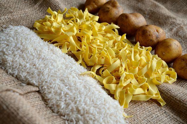 Schwarzwurzelsoße passt super zu Reis, Nudeln und Kartoffeln.