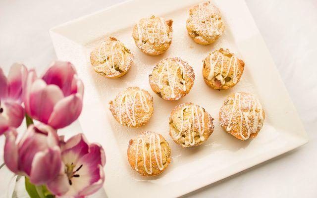 Rhabarber Muffins, Rezepte