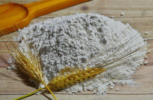 Flour is a versatile pantry staple.