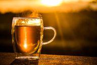 Engelwurz kann als Tee zubereitet werden.