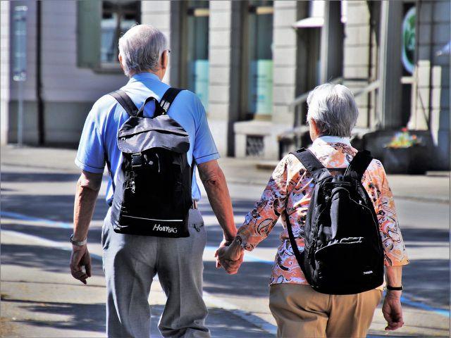 Die deutsche Gesellschaft wird immer älter.