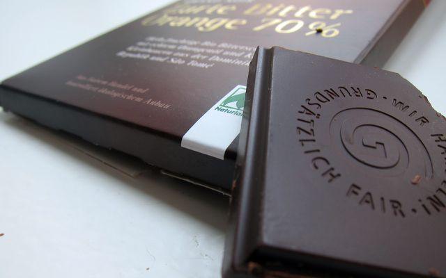 Vegane Schokolade, Gepa