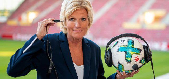 Claudia Neumann Fußball EM Sexismus