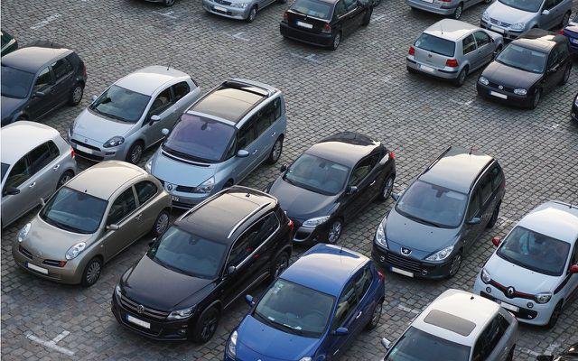 Carsharing Autoparkplatz
