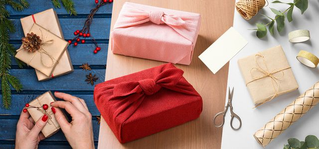 Geschenk Verpacken 10 Nachhaltige Tipps Schöne Ideen