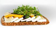 Camembert enthält viel Vitamin B12