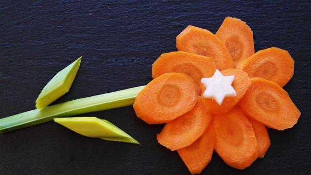Gegart entwickeln Karotten und Lauch einen süßlichen Geschmack, den Kinder mögen.