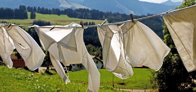 Unterwasche Waschen Programm Und Temperatur Fur Keimfreie