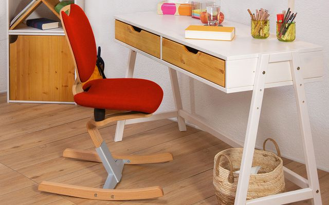 "Nachhaltiger Bürostuhl ""Ergona Kiddy"" von Allnatura"