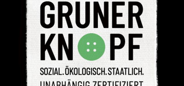 Erfolg Grüner Knopf