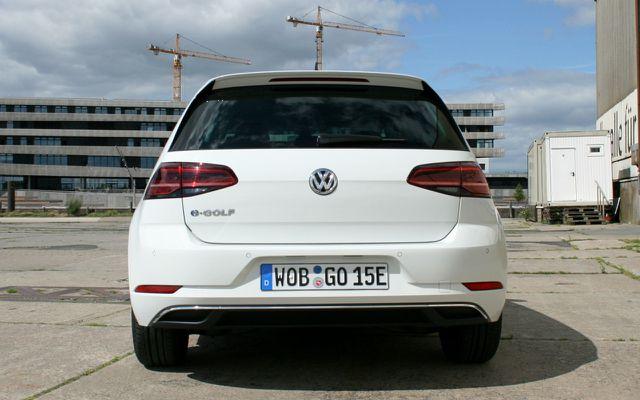 VW e-Golf: nicht teurer als die Elektroauto-Konkurrenz