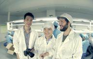 Shiftphones-Gründer Carsten Waldeck in China