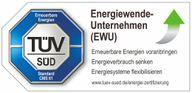 Energiewendeunternehmen (EWU) (TÜV Süd)