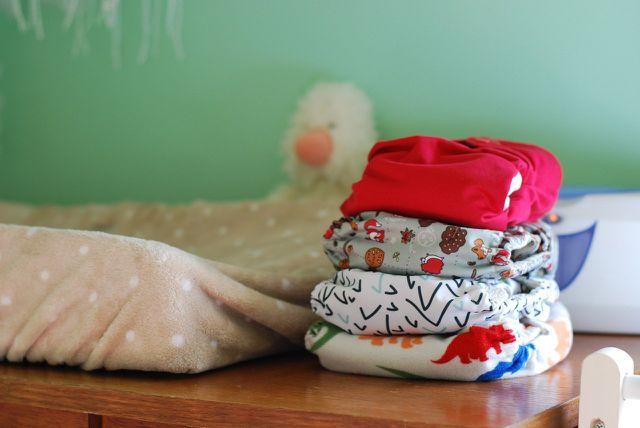 Windelvlies hilft dir, dein Kind zu wickeln.