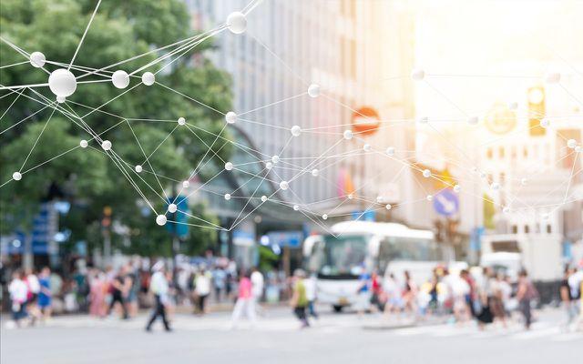 Das Konzept der Smart City beinhaltet auch Sicherheit
