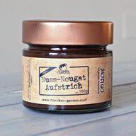 Nutella-Alternative ohne Palmöl: Franken Genuss Haselnuss-Nougat-Aufstrich