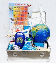 Spenden: unicef - Schule in der Kiste