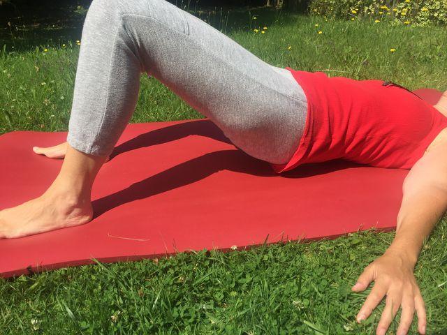 Beckenbodentraining: Effektive Übungen für den Alltag