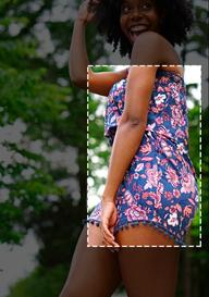 Die Bildersuche von Faer ermöglicht es, ähnliche Kleidungsstücke zu finden.