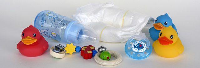 Weichmacher und Bisphenol A sind in Baby- und Kinderprodukten verboten.