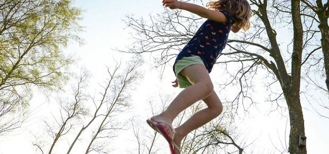 outdoor exercise helps boost kids immune system