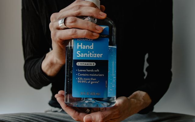 How to make hand sanitzer at home DIY homemade method