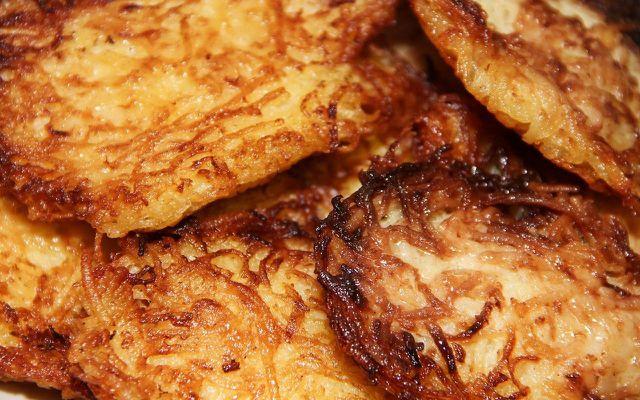 fried potato leftovers