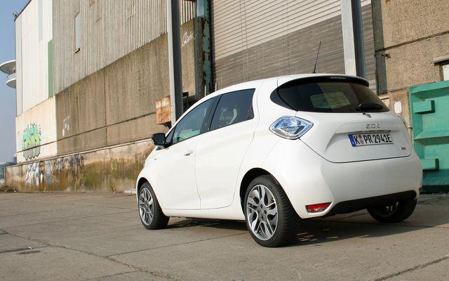 Renault Zoe im Test: leiser Stromer ohne Schadstoffe