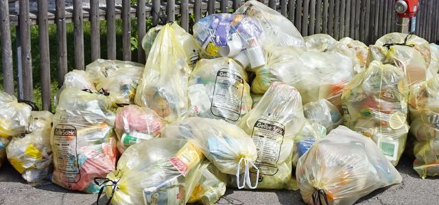 Verpackung Müll Plastik Umweltbundesamt