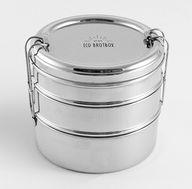 Brotdose aus Edelstahl: Eco Brotbox