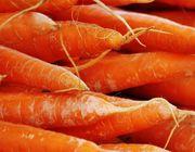 freezing carrots
