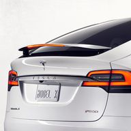 Tesla X: Elektro-SUV