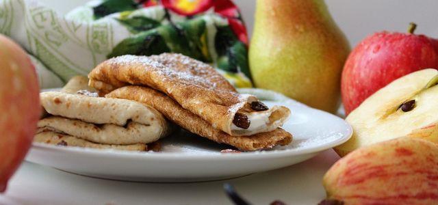 Apfel-Pfannkuchen-Rezept