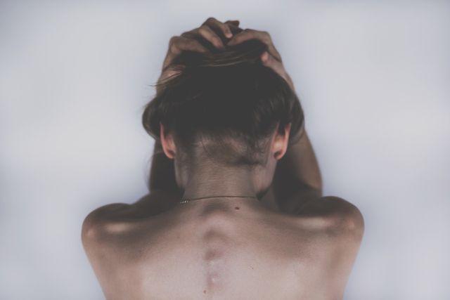 Eine Zöliakie hat viele Symptome: Auch Depressionen.