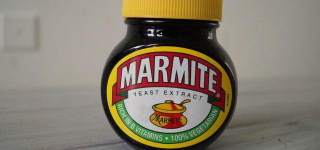 """Der Aufstrich """"Marmite"""" besteht aus Hefeextrakt."""