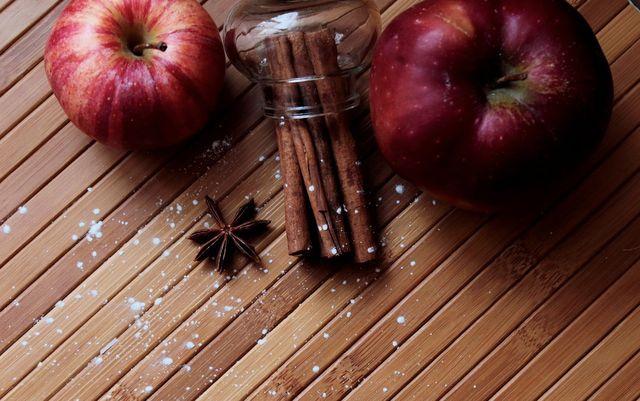 apple cinnamon nice cream