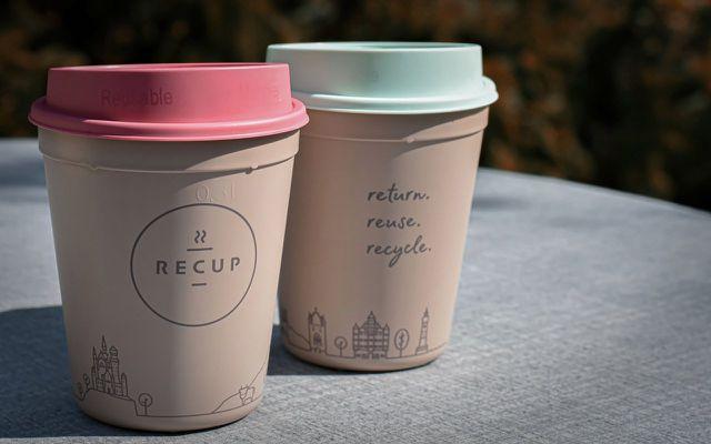 reusable coffee mug cup recup