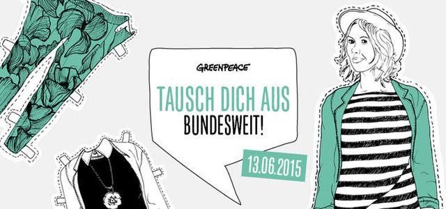 Machen Sie mit bei Deutschlands größter Kleidertauschparty!
