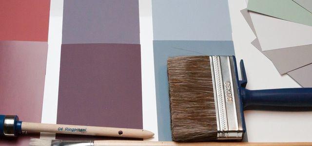 Wandfarben weiß, grau oder bunt: ökologische Anbieter ohne ...