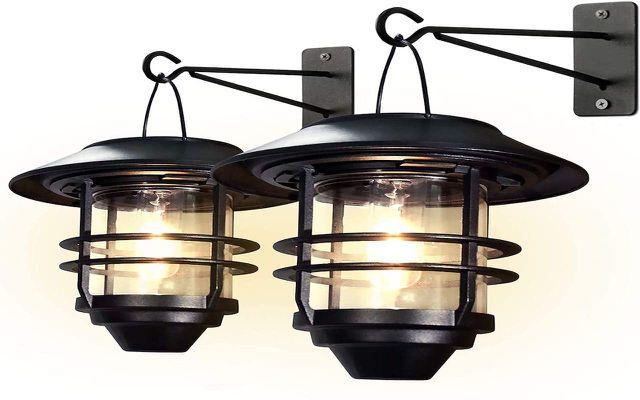 Otdair Solar Wall Lantern