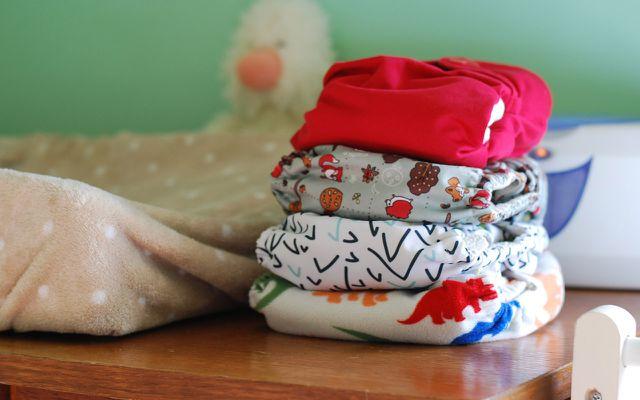 Zero Waste Baby: Cloth Diapers