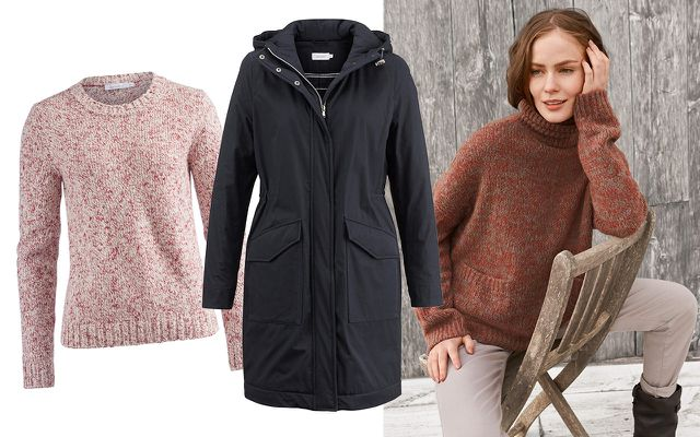 herbstmode fall fashion hessnatur