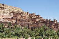 Schon vor vielen Jahren wurden Häuser aus Lehm gebaut.