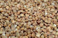 Bulgur bekommst du im Bioladen auch auf Buchweizen-, Dinkel- oder Gerstenbasis.