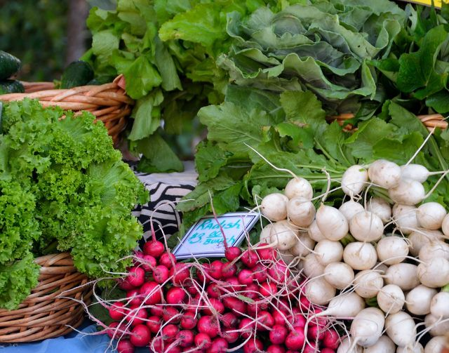 Gerade im Sommer ist Rettichsalat ein beliebtes Gericht.