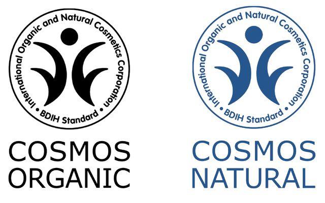 BDIH Cosmos neue Siegel
