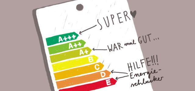 Energieeffizienzklassen: beim Fernseher kaufen auf A+ und A++ achten!