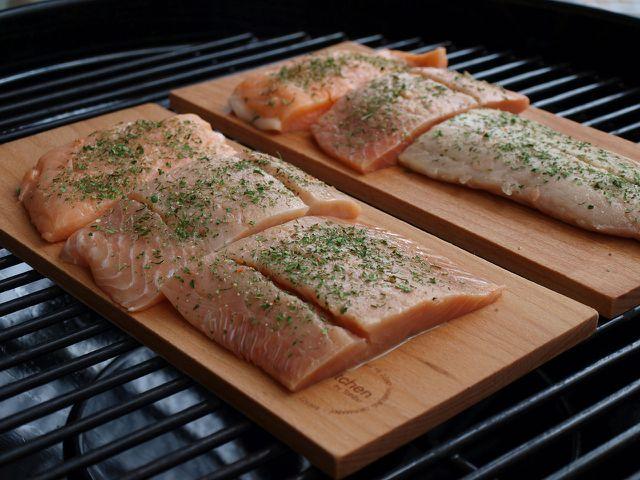 Fisch Gasgrill : Grillen ohne alufolie: so gelingen auch feta fisch und frisches